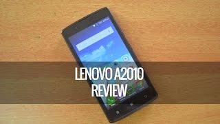 Lenovo A2010 Review Techniqued