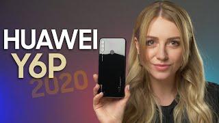 Лучший бюджетник за 140 долларов? | Huawei Y6p 2020