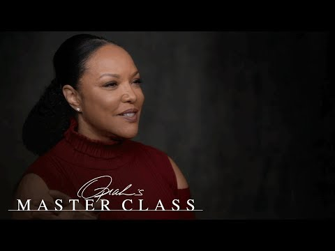 Lynn Whitfield on the Vulnerability of Sharing Her Story   Oprah's Master Class   OWN