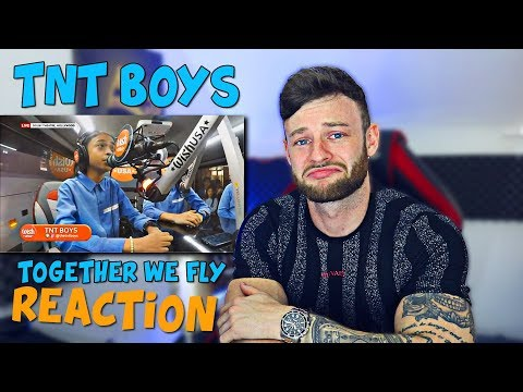 Reacting To The TNT Boys - Together We Fly  |  NEW SONG REACTION