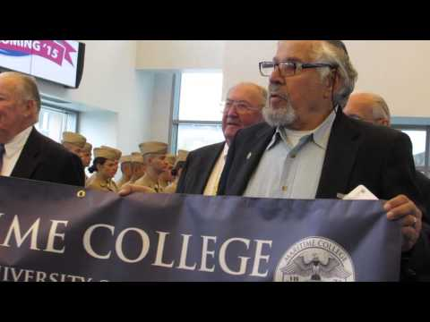 SUNY Maritime College in New York 50th Reunion
