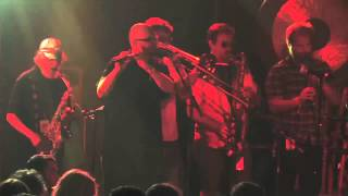 CARIBOU VIBRATION ENSEMBLE - Brahminy Kite (LIVE 2009)