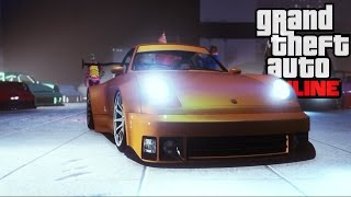 GTA 5 Online Christmas Car Meet | Stance Comet Retro Custom Meet | Hosted by Stance Lover Crew