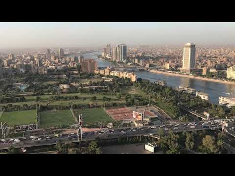 Egypt 🇪🇬: Cairo tower view