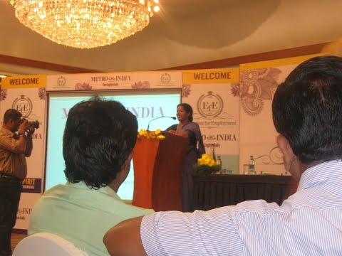 Talk on Employability Skills at Taj Deccan organized by METRO INDIA News Paper