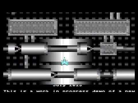 gtia blast preview for Atari 8-bit