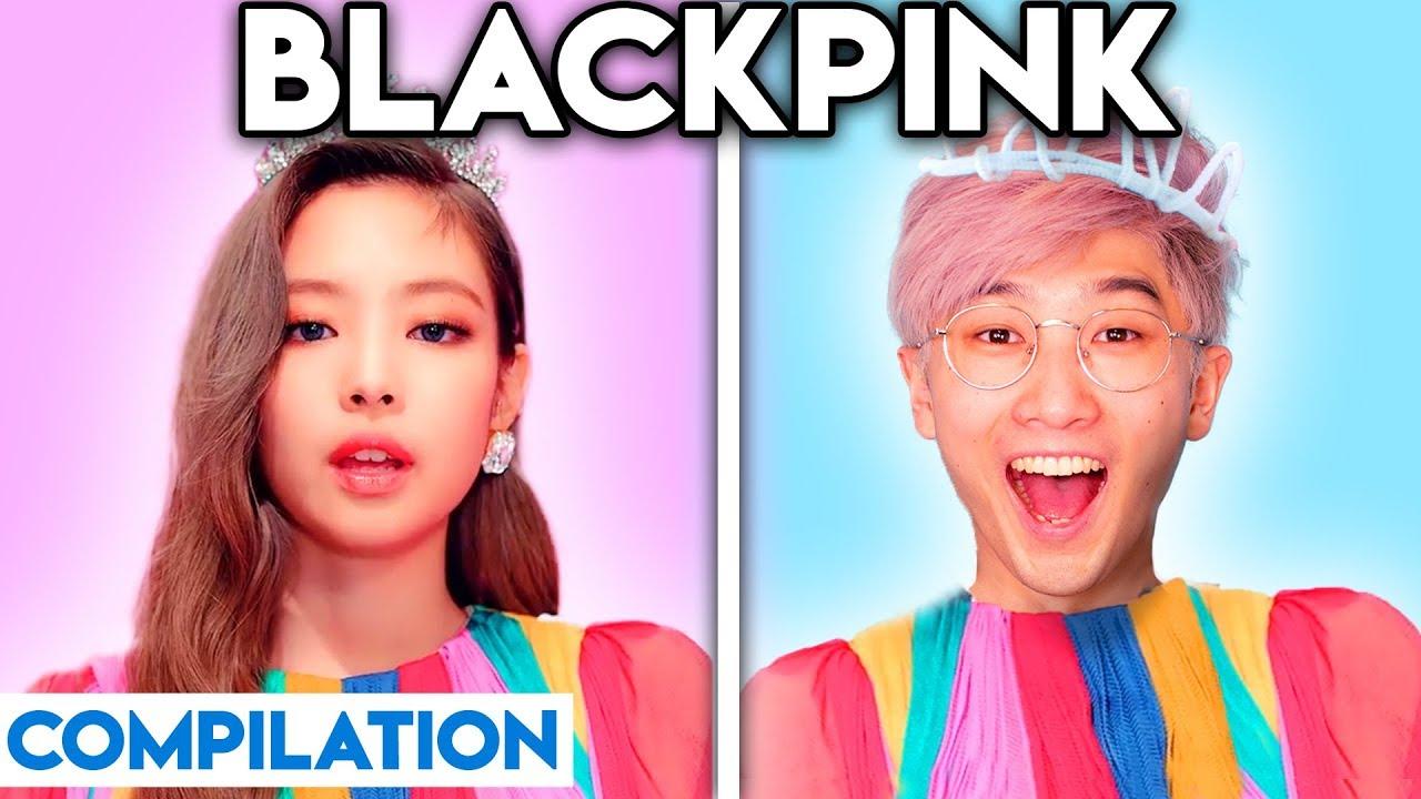 Blackpink Zero Budget: K-POP WITH ZERO BUDGET! (BEST OF BLACKPINK COMPILATION BY