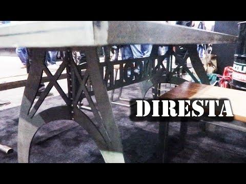 DiResta Lincoln Fabtech Table