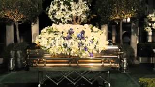 NEW Michael Jackson Funeral Pictures UNSEEN
