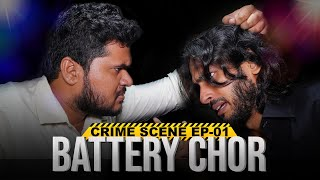 Crime Scene   EP 01   Battery Chor   Sajid Ali & Ovais Mithani