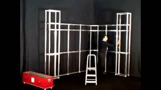T3 system Expo Frame(Выставочный конструктор T3 system Expo Frame (Великобритания) – мобильный конструктор на базе алюминиевого квадрат..., 2015-06-17T11:42:18.000Z)
