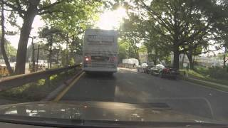 Hampton Jitney Reckless Driving.