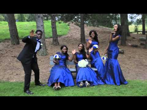 Chase And Pauline White Wedding Trailer Youtube