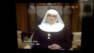 Mother Angelica Live Classics (January 24, 1995) Mortification