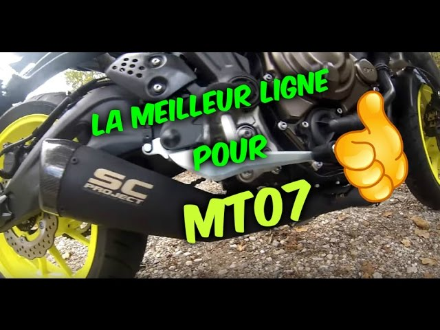 MT07 ligne SC project