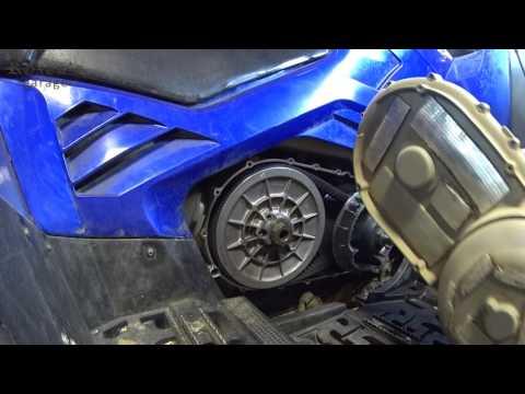 Roxer\'s Garage  Тюнинг вариатора CFMOTO CF800 X8