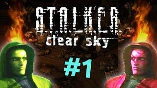 I wish for gun - S.T.A.L.K.E.R. Clear Sky playthrough #1