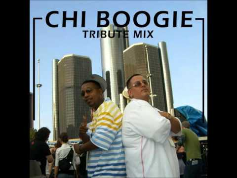 Chicago Footwork / Juke Originator - Chi Boogie - Tribute Mix (philthkids)