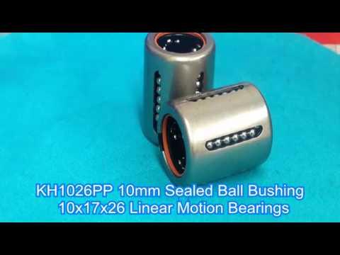 KH1026PP 10mm Sealed Ball Bushing 10x17x26 Linear Motion Bearings