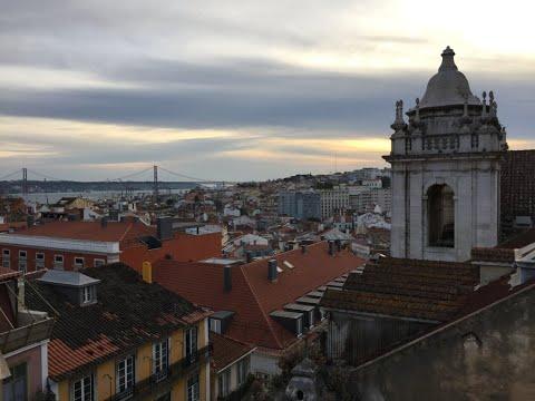 A long weekend in Lisbon, Portugal