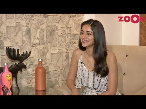 Ananya Panday Ananya Panday cast opposite Ishaan Khatter in Ali Abbas Zafar's maiden production? | Bollywood News