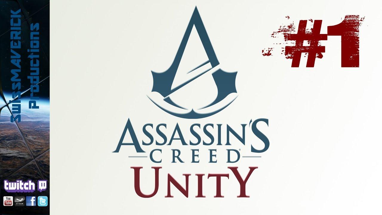 Assassin`s Creed Unity - Livestream #1