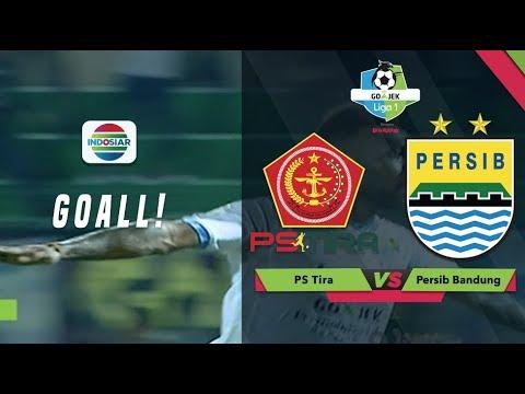 Goal Patrich Wanggai - PS Tira (1) vs Persib Bandung (2) | Go-Jek Liga 1 Bersama Bukalapak