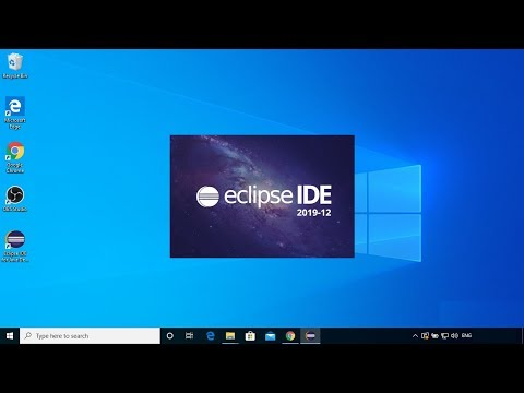 How To Install Eclipse IDE On Windows 10 (2020)