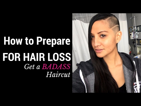How to prepare for Chemo Hair Loss – Get a Badass Haircut!
