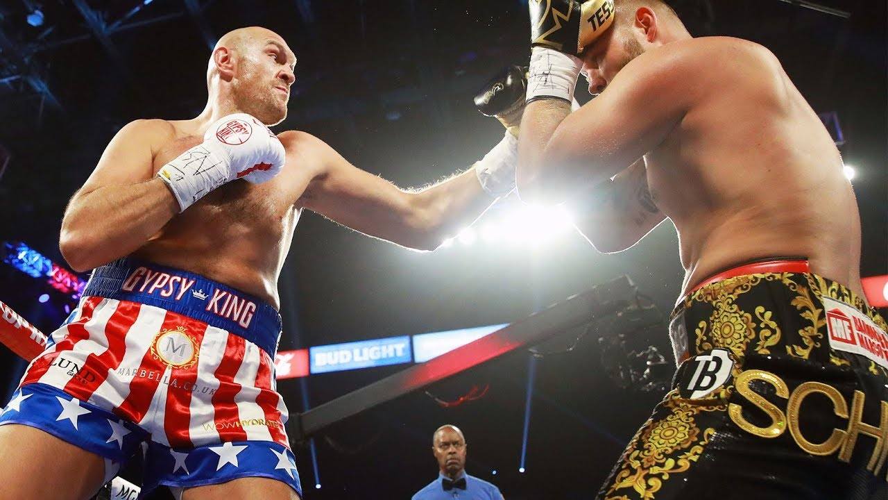 Gypsy King Conquers In Las Vegas Debut!