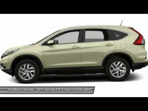 2015 HONDA CR V Indianapolis, IN 2CR2915