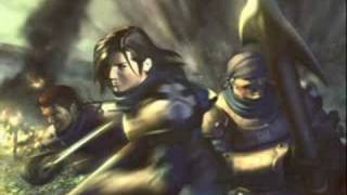 Final Fantasy 8 - Laguna´s battle Theme ( The Man With the Machine Gun )
