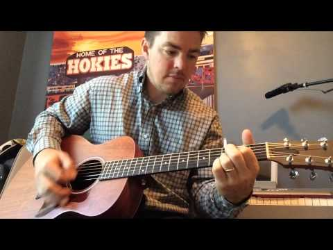 Seminole Wind - Jon Anderson (Beginner Guitar Lesson)