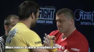 Devon Larratt vs Andrey Pushkar