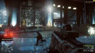 Battlefield 4 PC Max Settings Ultra Graphics High Frame Rate