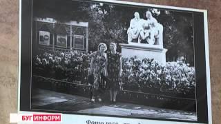 2014-07-25 г. Брест Телекомпания  Буг-ТВ. Выставка Т. Мухоровской «Городские перекрестки».