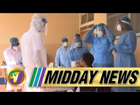 High Costs of Covid-19 Testing   Traffic Congestion in Port Antonio   TVJ Midday News - Sept 6 2021
