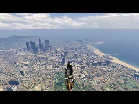BEST GLITCH IN GTA V IS BACK WITH OPRESSOR -- FLYING FOREVER