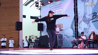 So vs Yell [1on1 B-Girl Battle 03/06 | Group D Top16] ► TAIPEI BBOY CITY ◄ 2017