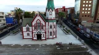 Remodelación Catedral de San Marcos de Arica