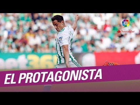 El Protagonista: Andrés Guardado, jugador del Real Betis