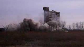 East Hills High Rise Implosion Failure