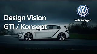 Volkswagen Design Vision GTI Concept 2013 Videos