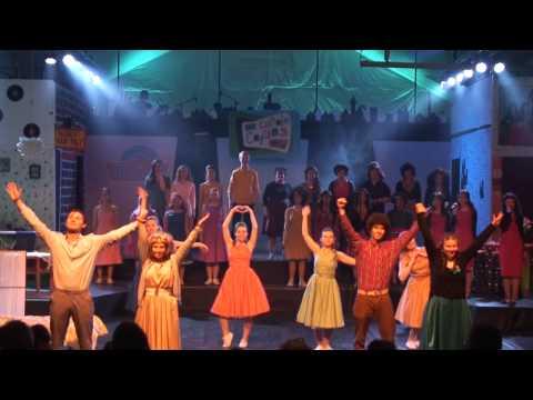 Ringerike FHS Musikk og Teater '13-'14 - Hairspray part 2