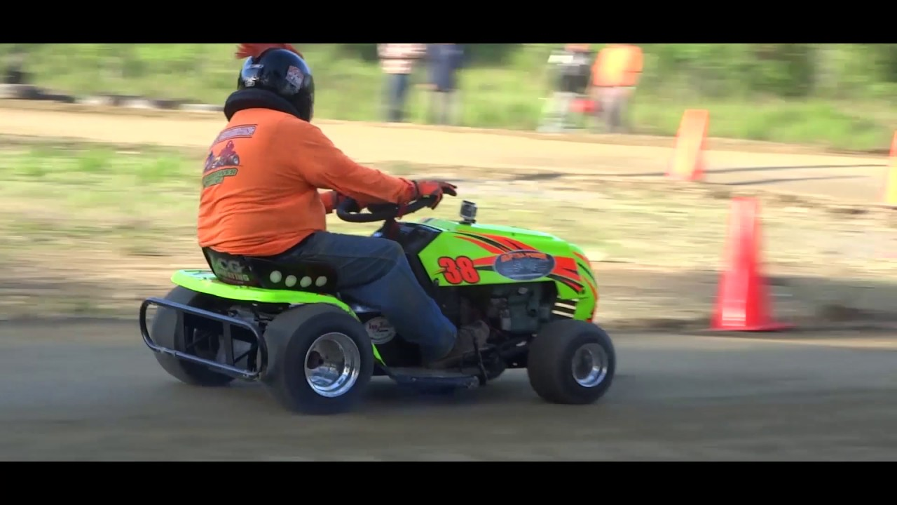 racing mowers
