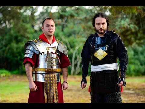 Samurai vs Roman - FULLY INTERACTIVE VIDEO! Choose What to do!