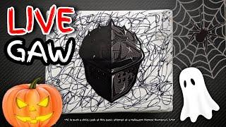 MC LIVE! Mystery Box GAW PRE HALLOWEEN EDITION!