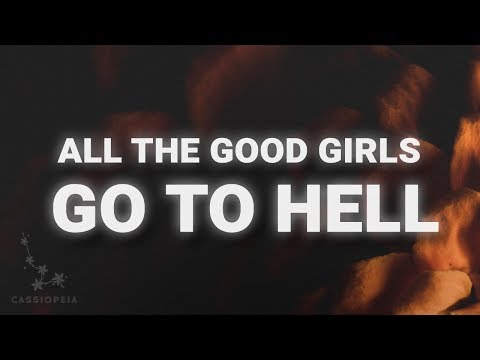 Billie Eilish – All The Good Girls Go To Hell (Lyrics)