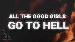 Billie Eilish – all the good girls go to hell (Lyrics)