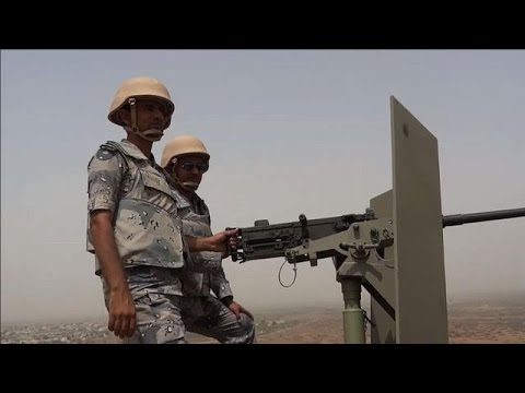 Saudi border guards face Yemen 'Red Line'